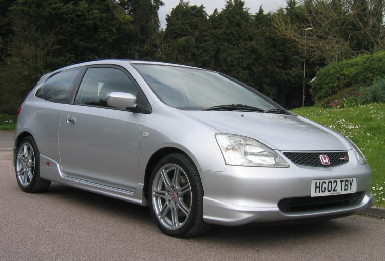 2002 honda civic type s related infomation specifications. Black Bedroom Furniture Sets. Home Design Ideas